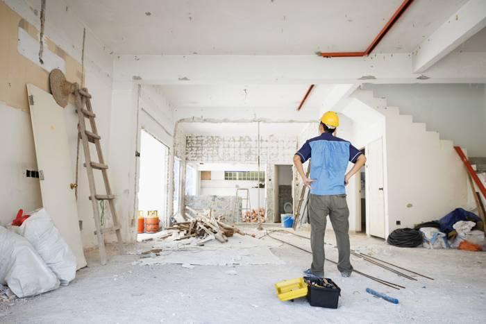 remontowanie mieszkania